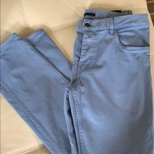 MENS Prada Light Blue Denim/Jeans Size 34